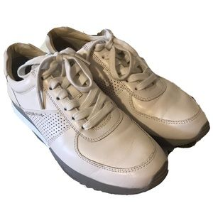 Michael Kors Leather Sneakers Shoes